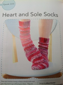 Crocheted Sock Pattern