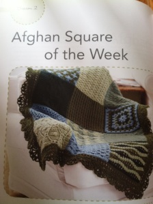 Afghan Square of the Week